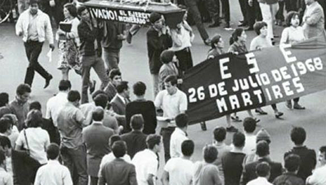 26 de julio- marcha por los excesos contra los ganaderos