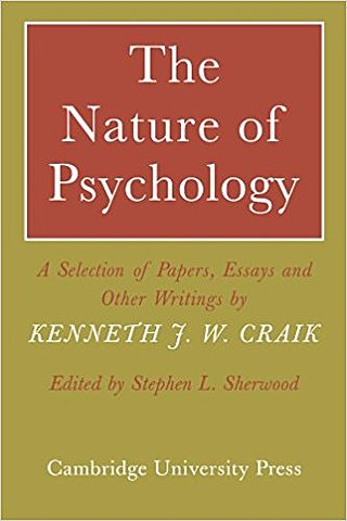 """""""The Nature of Psychology"""""""