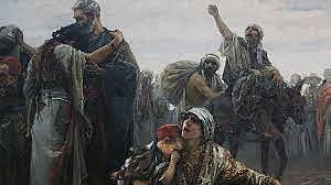 Expulsión de los moriscos de España,