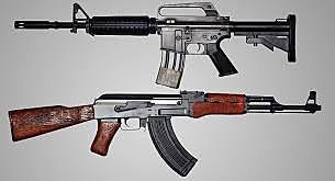 Diffusione delle armi d'assalto