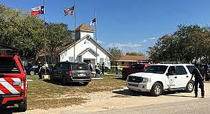 strage a Sutherland, in Texas.