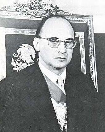 Gobierno de Luis Echeverria