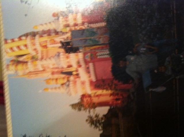 I went to Disney