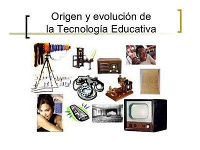 Origen de la Tecnología Educativa