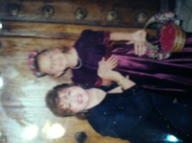 I was lady of my uncles wedding
