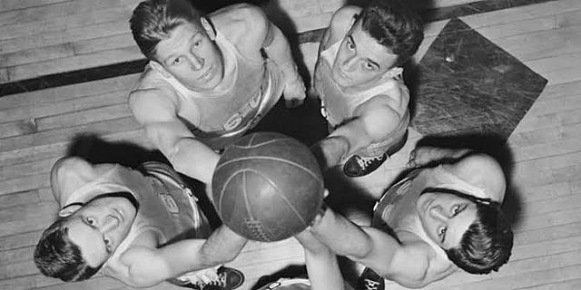 Los primeros frutos del baloncesto