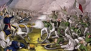 War between Mexico