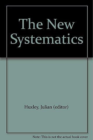 Tres obras relevantes para la sistematica