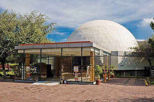 """Planetario """"Luis Enrique Erro"""