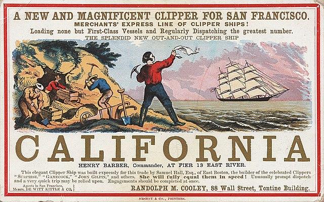 Gold Rush in California