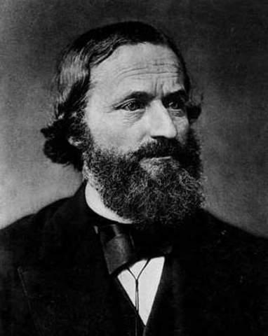 Gustav Robert Kirchhoff: leyes de Kirchhoff