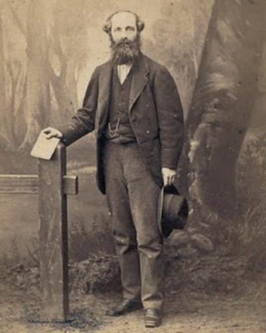 James Clerk Maxwell: las cuatro ecuaciones de Maxwell