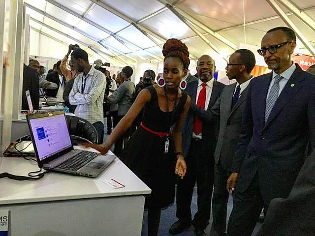 Rwanda's approach to ICT