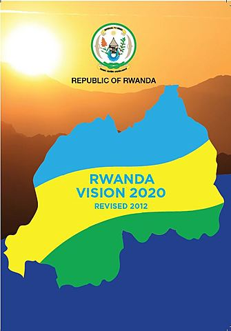 Vision 2020 was launched by the Government