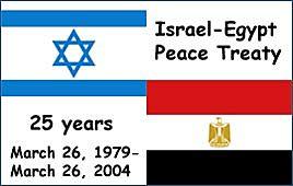 Peace Treaty: Israel and Egypt