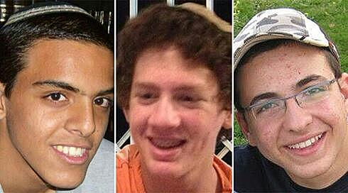 Three teens kidnapped and killed