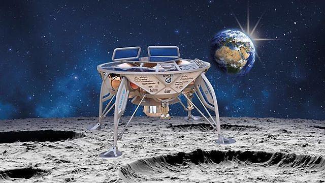 Israeli Space Satellite Beresheet crashes on the Moon