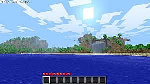 Minecraft Infdev Update