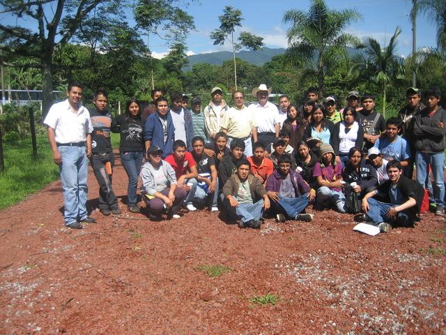 Estaba en Veracruz, en mi primer viaje generacional.