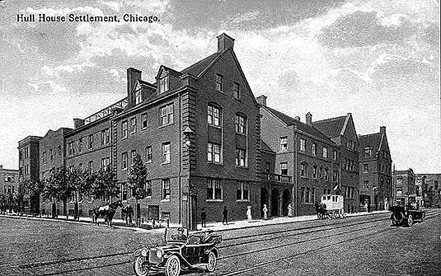 Chicago's Hull House