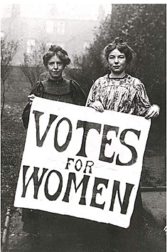 The Suffrage Movement in Canada