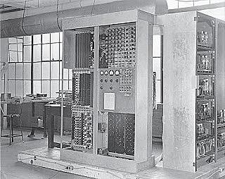 EDVAC - Electronic Discrete Variable Automatic Computer