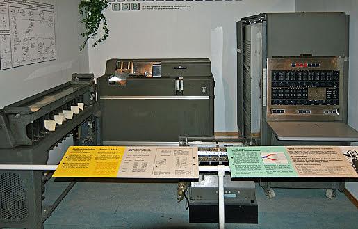 IBM 650 Magnetic Drum Data-Processing Machine