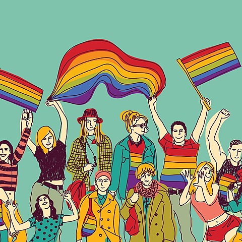The LGBTQ2 Movements