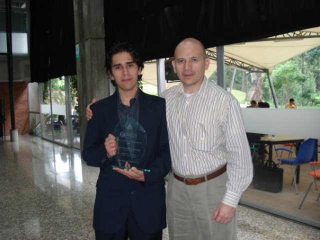 Premio a la Excelencia Academica URL