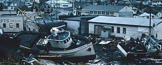 Alaska/ Great alaskan tsunami