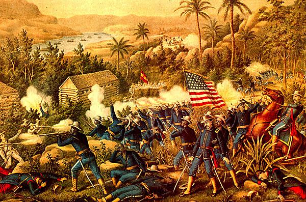 •Spanish American War (1898)