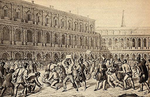 Venezia si proclama repubblica