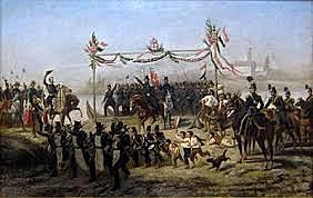 Carlo Alberto dichiara guerra all'Austria