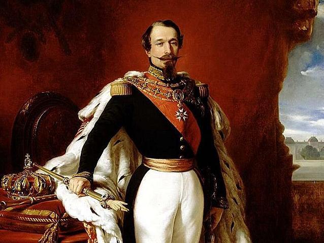 Luigi Napoleone Bonaparte diventa imperatore