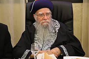 HaRav Eliahu Bakshi Doron dies
