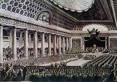 Convocação da Assembleia dos Estados Gerais