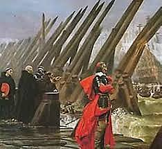 Cardinal Richelieu got France involved in the Thirty Years' War
