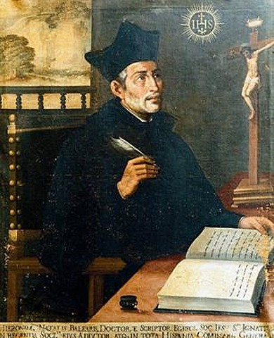 The Jesuit Order spread the Catholic faith