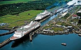 Panama Canal U.S. Construction Begins