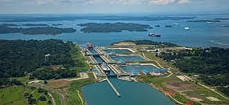 Panama Canal U.S. Construction Begins