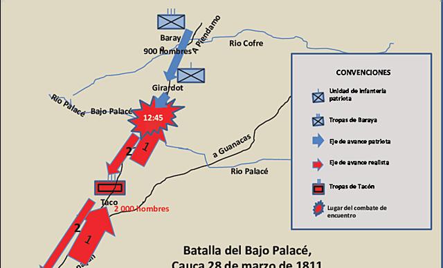 Batalla del Bajo Palacé