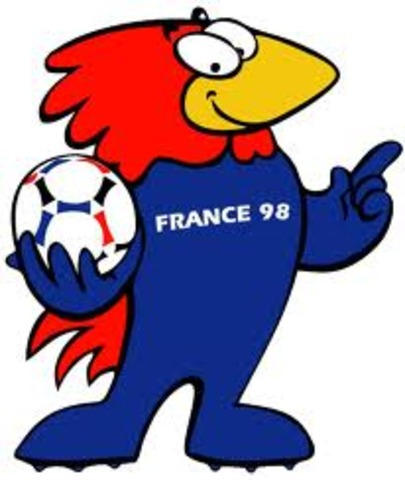 France World Cup `98