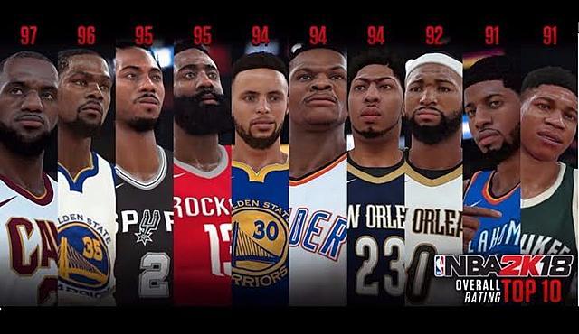 Primera vez que Estados Unidos manda jugadores de la NBA