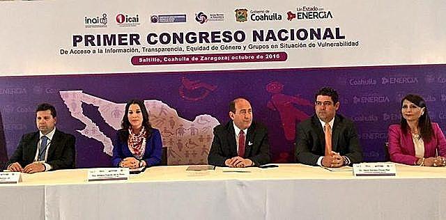 Primer Congreso Nacional de Transparencia Local
