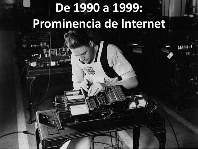 Prominencia de Internet