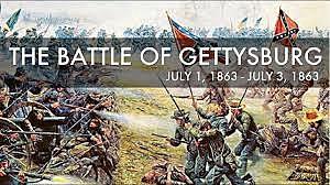 The Battle Gettysburg