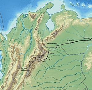 Batalla de Gámeza y Tópaga