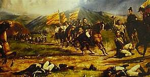 Batalla del Pantano de Vargas.