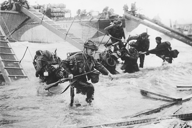D-Day (Normandy Invasion)