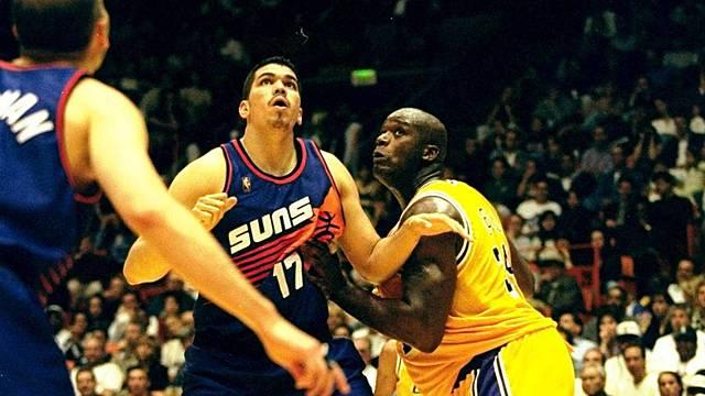 Horacio Llamas. primer mexicano en jugar en la NBA